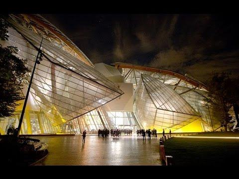 Louis Vuitton art museum opens in Paris, France