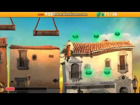 ▶ Игра кот в сапогах   YouTube 360p