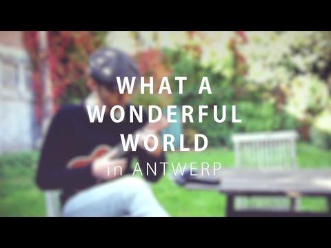 What a wonderful world - Ukulele Solo