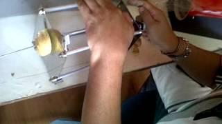 jual GROSIR pisau ulir kentang spiral 081220779603 kotak transfaran stanles full