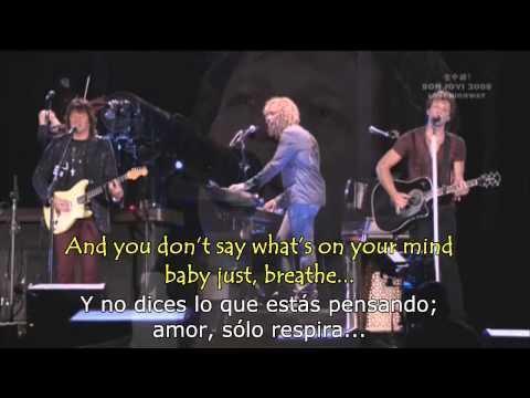 BON JOVI - Make a memory (Lyrics - Letra // Subtitulado)