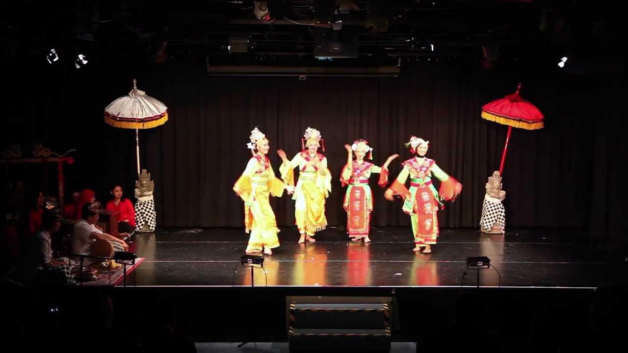 Tari Lenggang Nyai, Indonesian Culture Evening  Helsinki 2013  YouTube