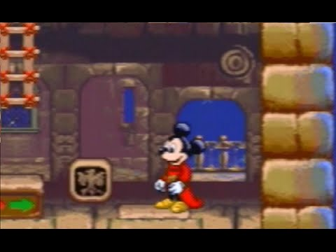V Smile Mickeys Magical Adventure  Disney Games Review