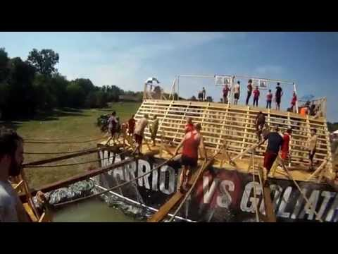 Warrior Dash OHIO II 2015, Clays Park  9:30am Wave