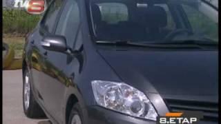 Toyota Auris 1.4 D4D - 8. ETAP