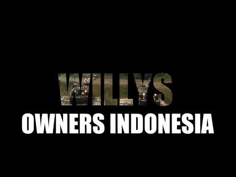 MAIN BARENG WILLYS OWNERS INDONESIA