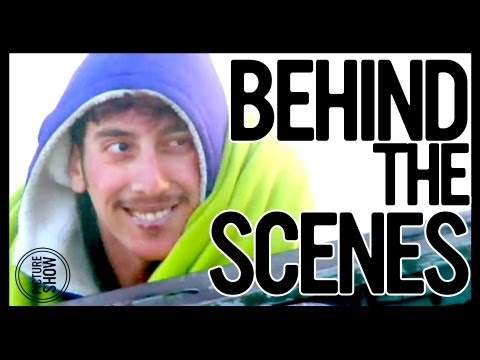 Stranded in the Desert! KassemG Behind the Scenes of Wrecked