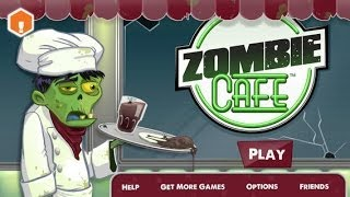 Zombie Café Android & iOS HD GamePlay