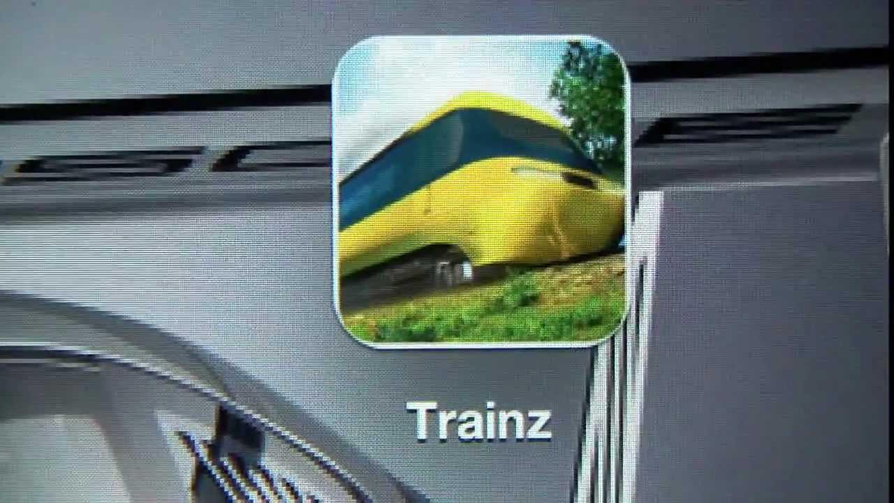Trainz Simulator App Review iPhone iPod iPad