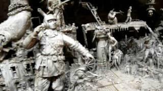 """Kris Kuksi - """"The Plague Parade: Opus 2"""""""