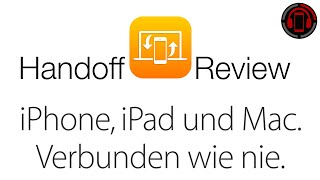 OS X Yosemite & iOS 8 Continuity Review - Handoff/Übergabe [Deutsch/German]