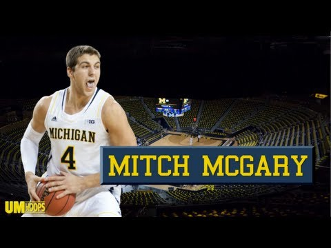 Mitch McGary Video Scouting Report - Michigan Wolverines Basketball