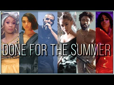 DONE FOR THE SUMMER | Summer 2018 Megamix (Mashup) // by Adamusic