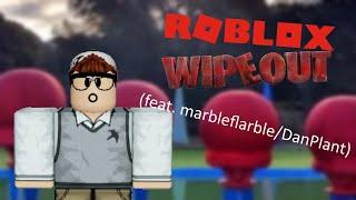 Wipeout Roblox w/ a Friend