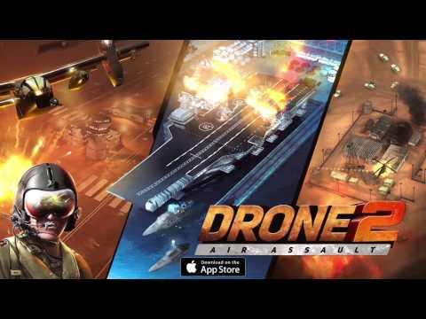 DRONE 2 AIR ASSAULT - GAMEPLAY TRAILER