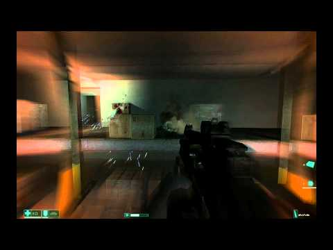 F.E.A.R. - Gameplay 01 - EAX Sound