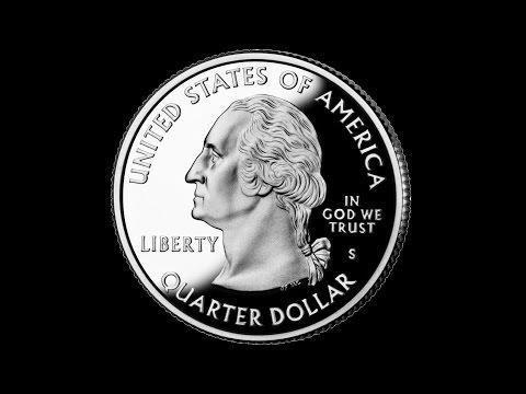 56 U.S. State, D.C. & Territory Quarters