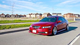 """TOO LOUD TL"" // Lowered Acura TL Type S // MRD MEDIA (HD)"