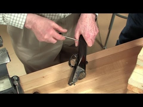 Gunsmithing - British Side-by-Side Shotguns How to Disassemble a Boxlock