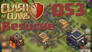 """COC [Besuche #053] """"Neue Bewertungen zum Sonntag""""   Let's Play Clash of Clans [DEUTSCH]"""