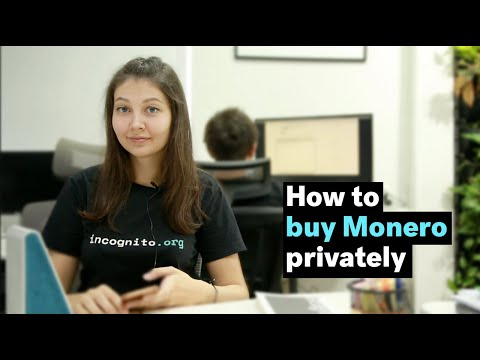 How To Buy Monero (XMR) Privately On Incognito DEX