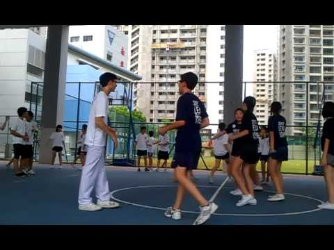 Nan Hua High School Mass Dance