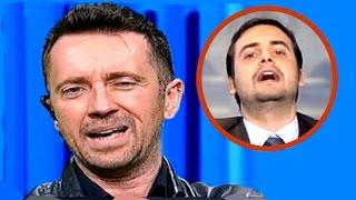 Persino Andrea Scanzi umilia il 5 stelle Carlo Sibilia : delirante