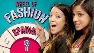 Spring Outfit Challenge with Niki and Gabi!