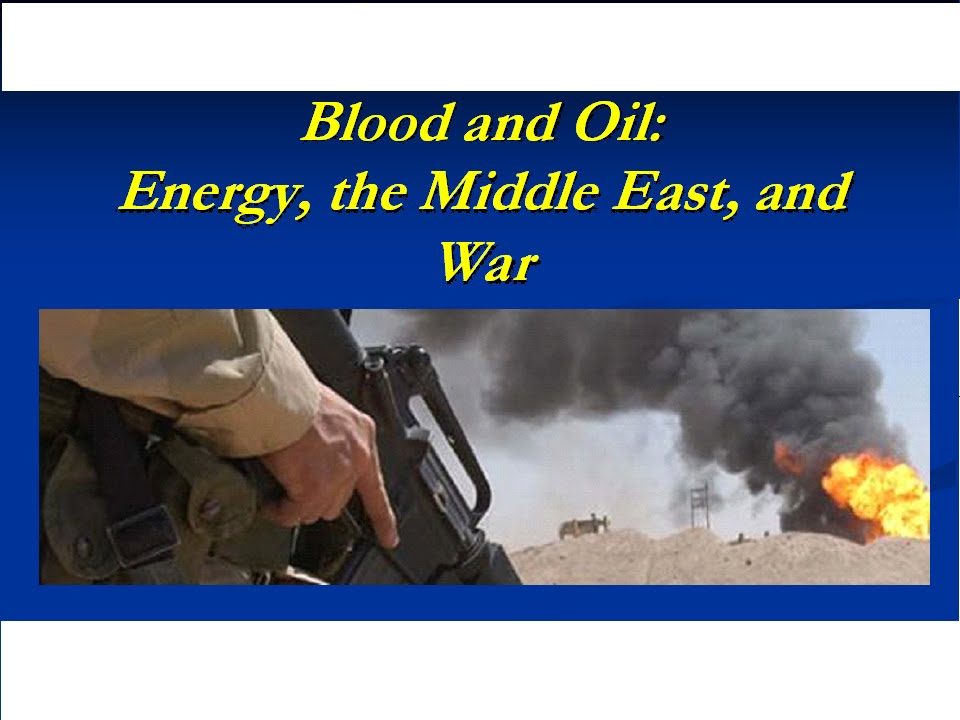 Download Lecture 1 -- Blood and Oil -- The View from Somewhere