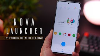 1 Power Tool to Customize Android Smartphones - Nova Launcher screenshot 1