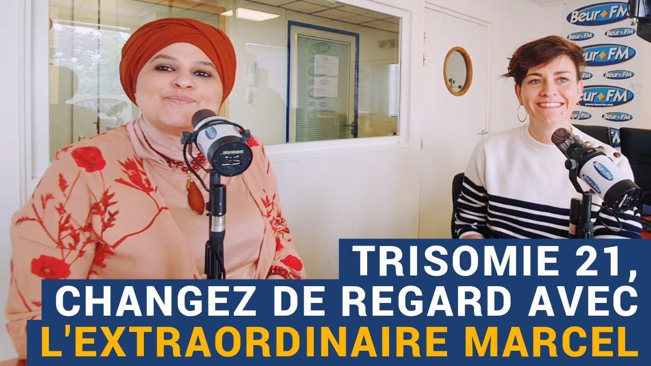 """[AVS] """"Trisomie 21, changez de regard avec l'extraordinaire Marcel"""" - Karima et Carole Deschamps"""