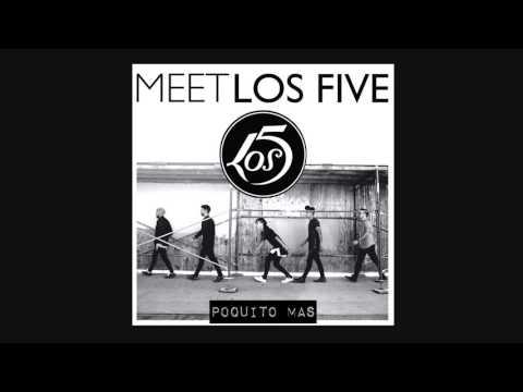 LOS 5 - POQUITO MAS - Audio Only