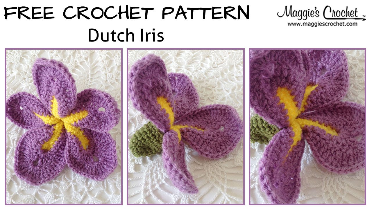 Crochet Orchid Pattern Gorgeous Flower - Crochet News | 720x1280