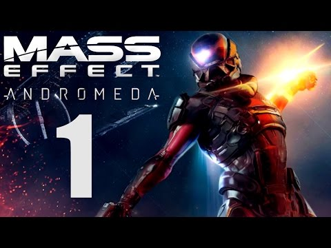 Mass Effect Andromeda Gameplay German - 1 - UNSER NEUER HEIMATPLANET | Let's Play Deutsch