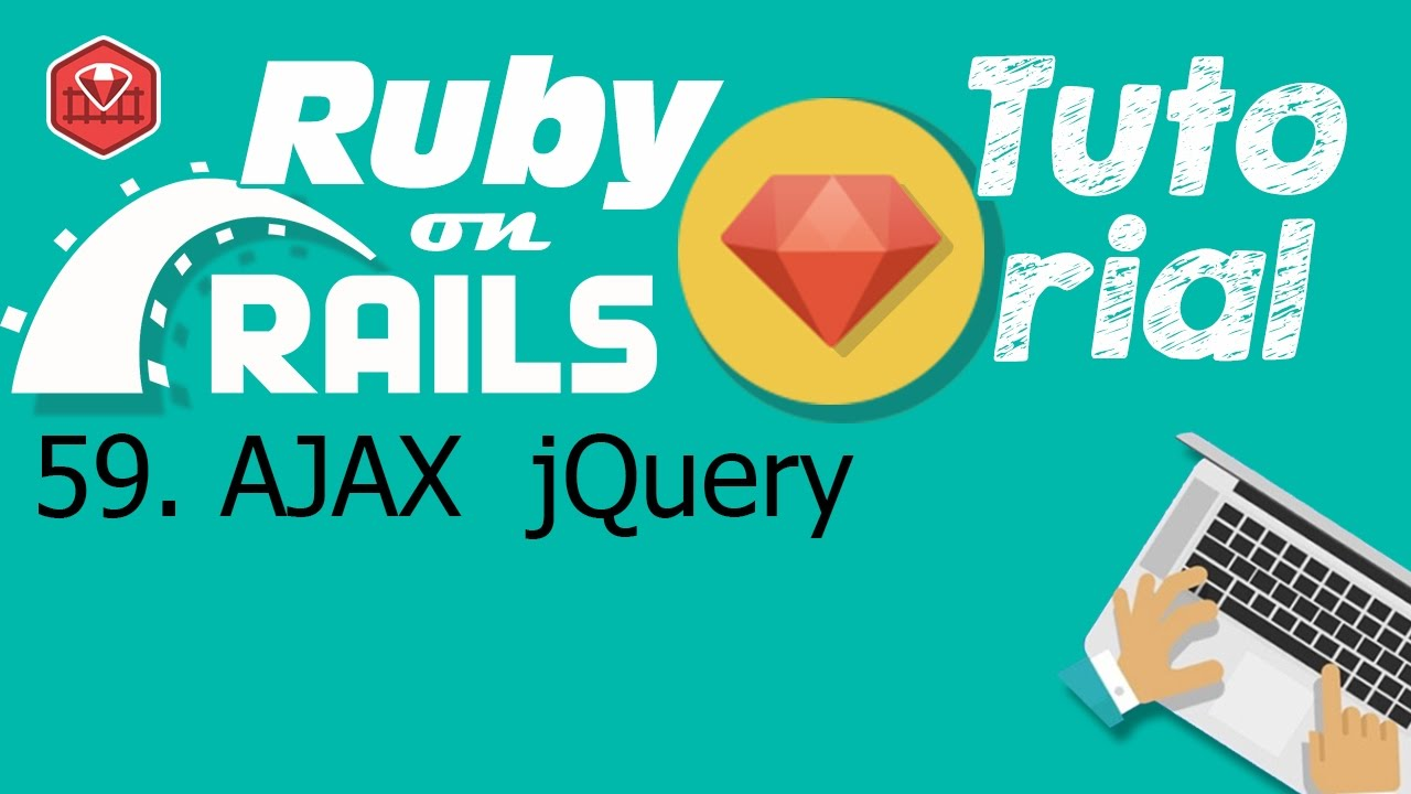 59 ruby on rails tutorial client side ajax jquery youtube ruby on rails tutorial client side ajax jquery baditri Choice Image