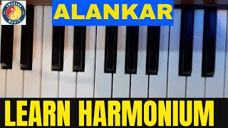 Easy Way To Learn Harmonium For Beginners | Harmonium Tutorials | DIY Activities