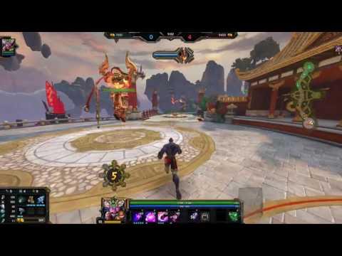 Smite - Custom 1v1 Duel with #1 in the world - Ravana with FrosFireNinja