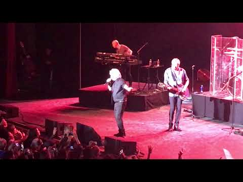 Air Supply - Making Love Out Of Nothing At All , San Jose CA Concert Feb 2018