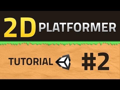 2. How to make a 2D Platformer - Unity Tutorial