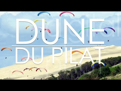 Dune du Pilat - Paragliding on Sand