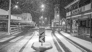Big Stanthorpe / Queensland Snow July 17 2015