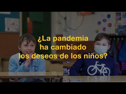 ¿La pandemia ha cambiado los deseos de los niños?