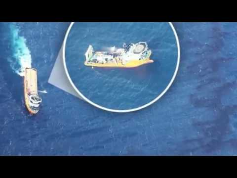 World News Today, Iran oil tanker 'leaking bunker fuel' into the sea China warns of horrific spread