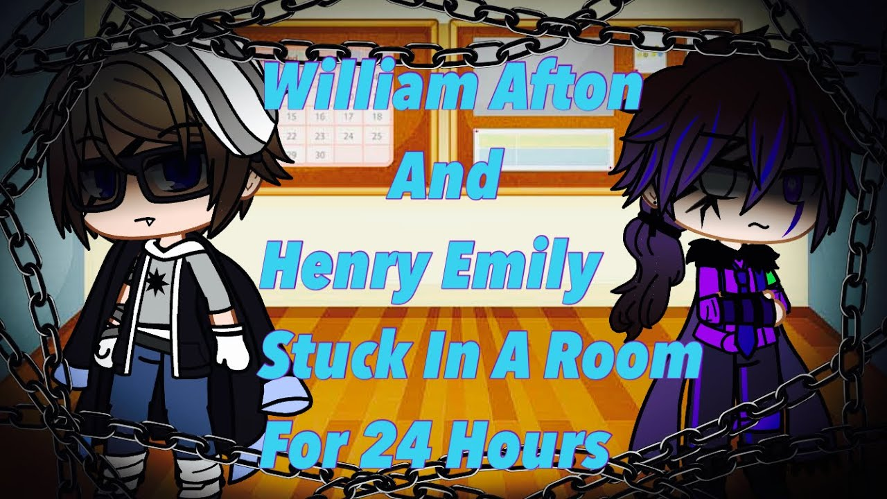 William Afton And Henry Emily Stuck In A Room Together For 24 Hours / FNAF