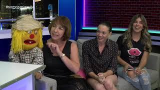 Baixar El Arañazo Online 11-07-18 con las actrices cubanas Sandra Perez y Yani Martin