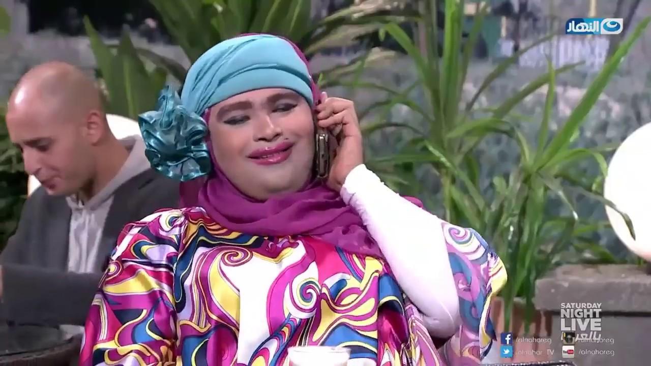 الأم المصرية لما تروح تعاين خطيبة أبنها