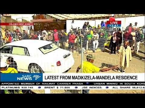 Family leaves for Mama Winnie's body - Manqoba Mchunu