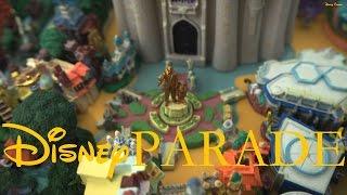 ºoº100号完結 週刊 ディズニー パレード ディズニーワールド の ジオラマ 完成  精巧リアルなディズニーワールド模型 Build Walt Disney World Diorama Model thumbnail