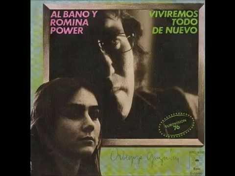 1976 Al Bano & Romina Power - We'll Live It All Again - Noi Lo Rivivremo Di Nuovo