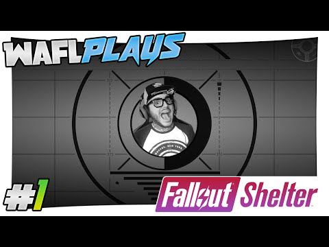 How To Start The Perfect Vault | Fallout Shelter
